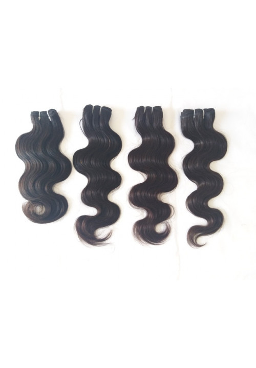 TOP QUALITY CUTICLE ALIGNED BODY WAVE HUMAN HAIR