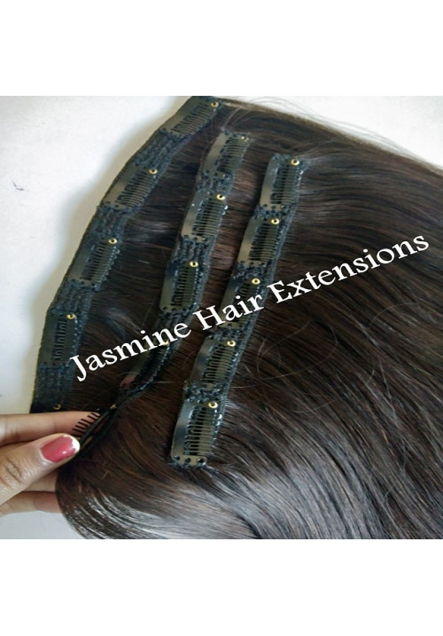 Natural Straight Clip In Hair