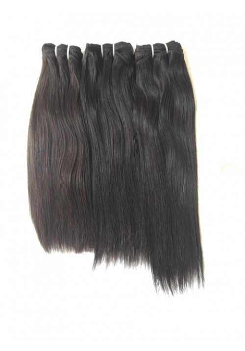Indian Straight  Human Hair Extensions