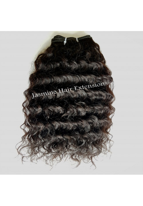 Indian Processed Wavy Hair Extensions