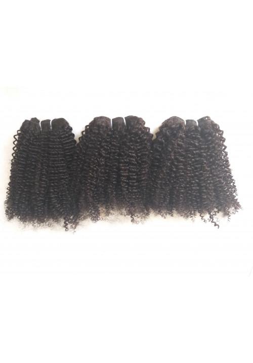 Steam Kinky Curly Hair