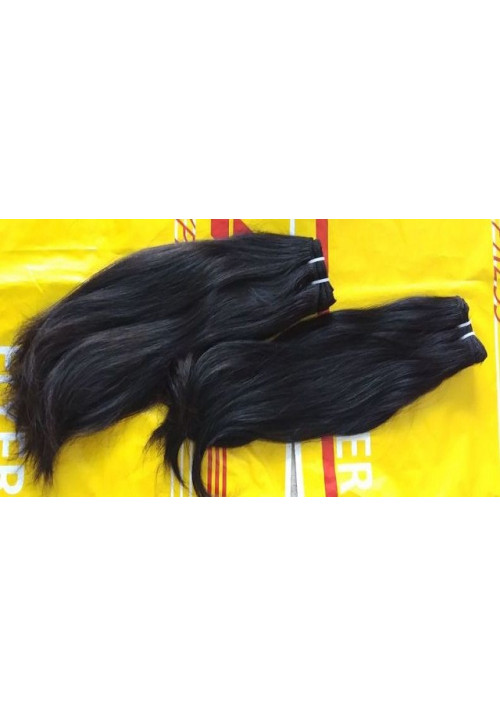 Unprocessed Straight Hair Extensions