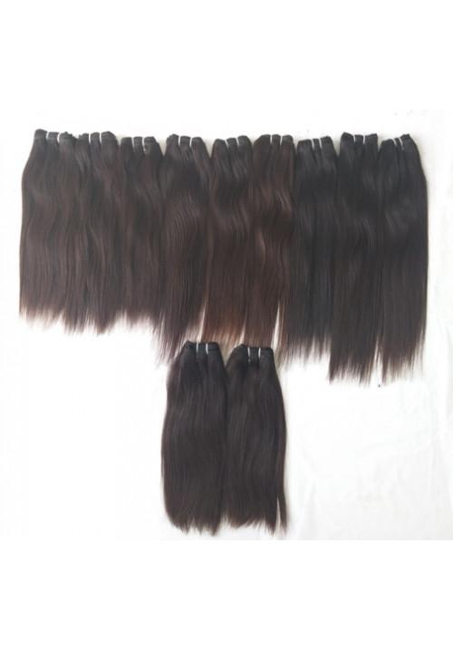 100% Natural Straight Human Hair