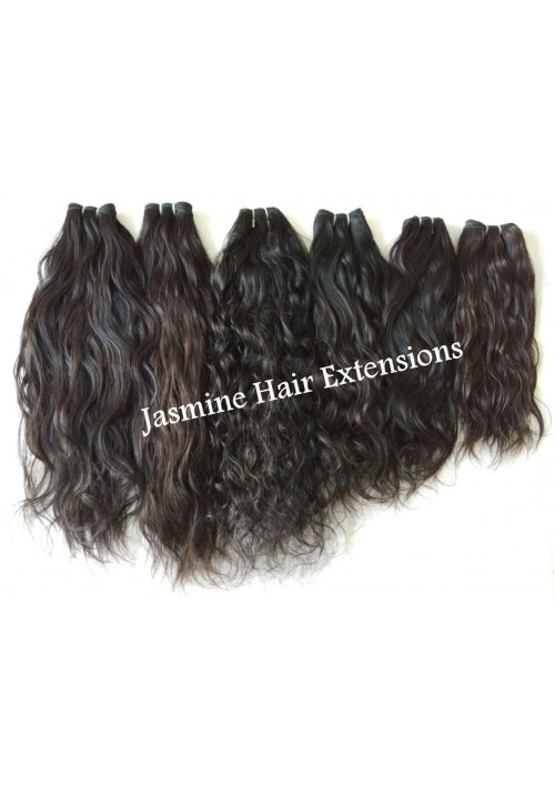 Natural Color Unprocessed Virgin Human Hair