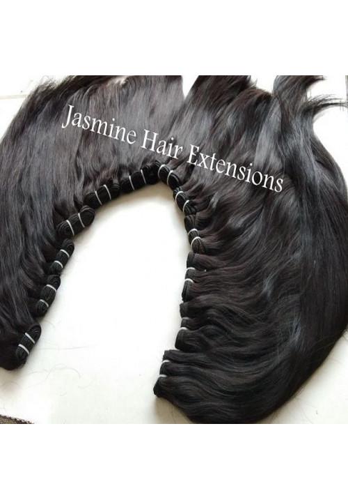 Virgin India Remy Straight Hair,Silk straight 100% healthy raw hair last longer