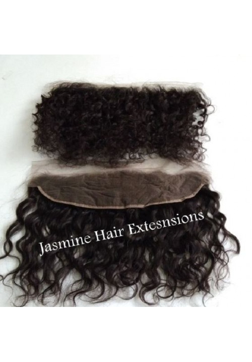 Lace Wavy Frontal Hair Extensions