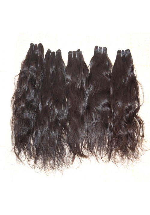 Indian Raw Wavy Hair