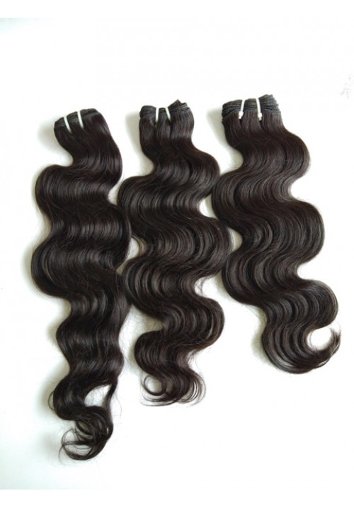 Body wave natural hair