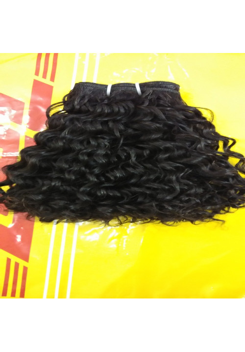 Brazilian Steam Curly Hair