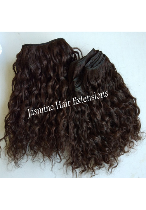 Indian Curly Unprocessed Hair