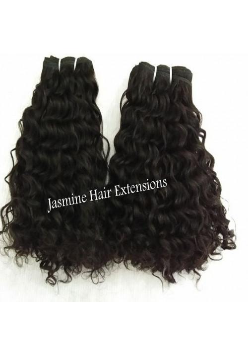 100% virgin human hair wholesale price, Deep Curly Human Hair