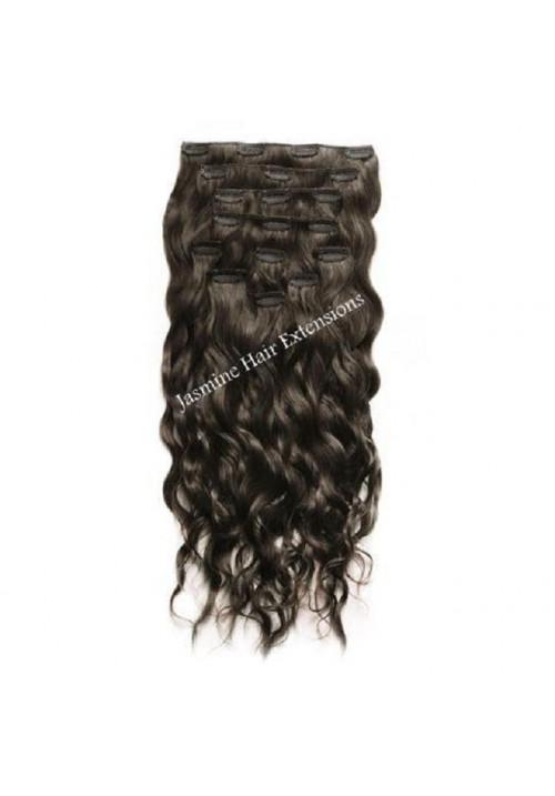 Raw Indian Wavy Human Hair