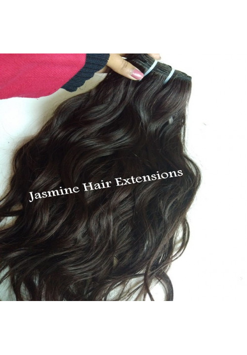 Indian Wavy Unprocessed Hair